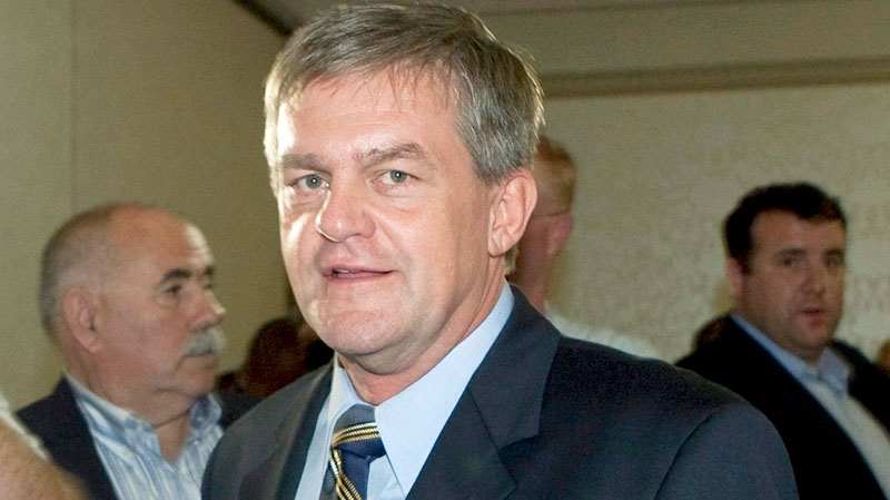 New Brunswick Premier David Alward is shown in this undated file photo. (Jacques Boissinot / THE CANADIAN PRESS)